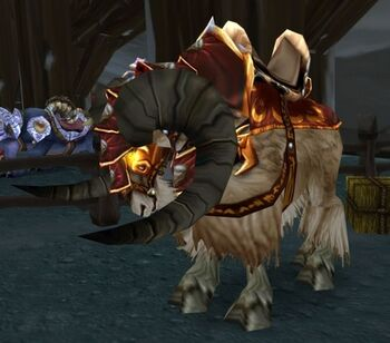 Stabled Ironforge Ram