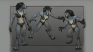 World of Warcraft new worgen model image3 - Blizzcon 2018