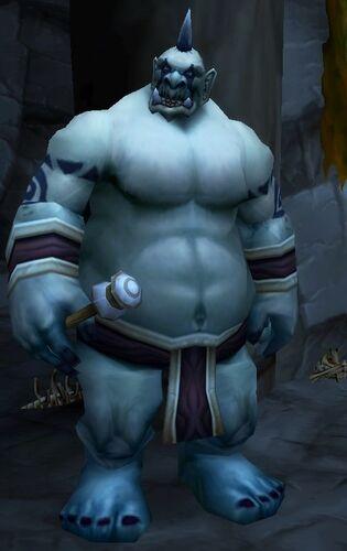 Dreadmaul Ogre