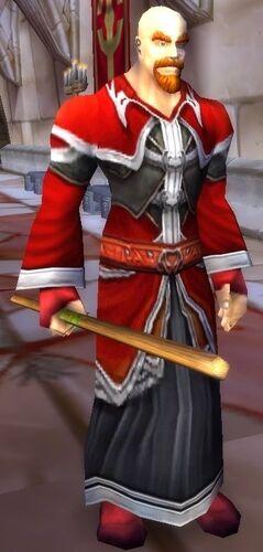 Scarlet Wizard