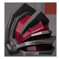 Cinnabar Red 1 Mega Bloks