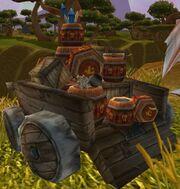 Bomb Wagon