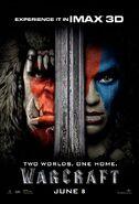 Warcraft IMAX Poster 02