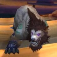 Worgen bear form cataclysm