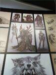Chinese WarcraftMovie exhibition-Guldan
