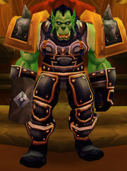 Thrall-wow