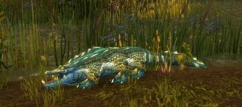 Giant Wetlands Crocolisk