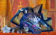 Kalecgos Dragon Form