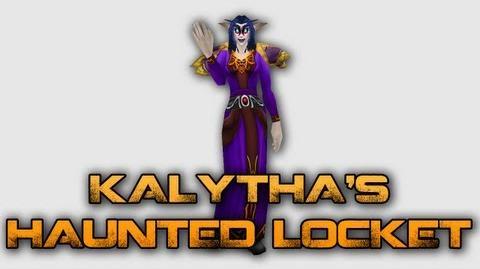 NivTut - Horde How To Obtain Kalytha's Haunted Locket