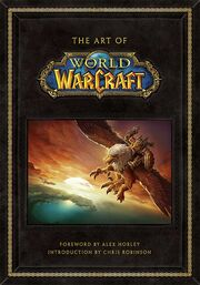 The Art of World of Warcraft (2015) cover