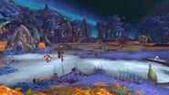 Azurelight Square from outskirts of Mac'Aree