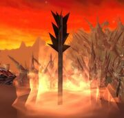 Thunderlord Clan Arrow