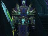 Ebon Blade Commander