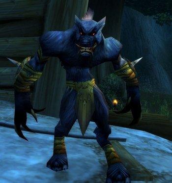 Nightbane Tainted One