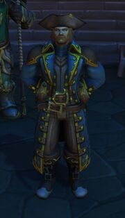 Tandred Proudmoore in-game