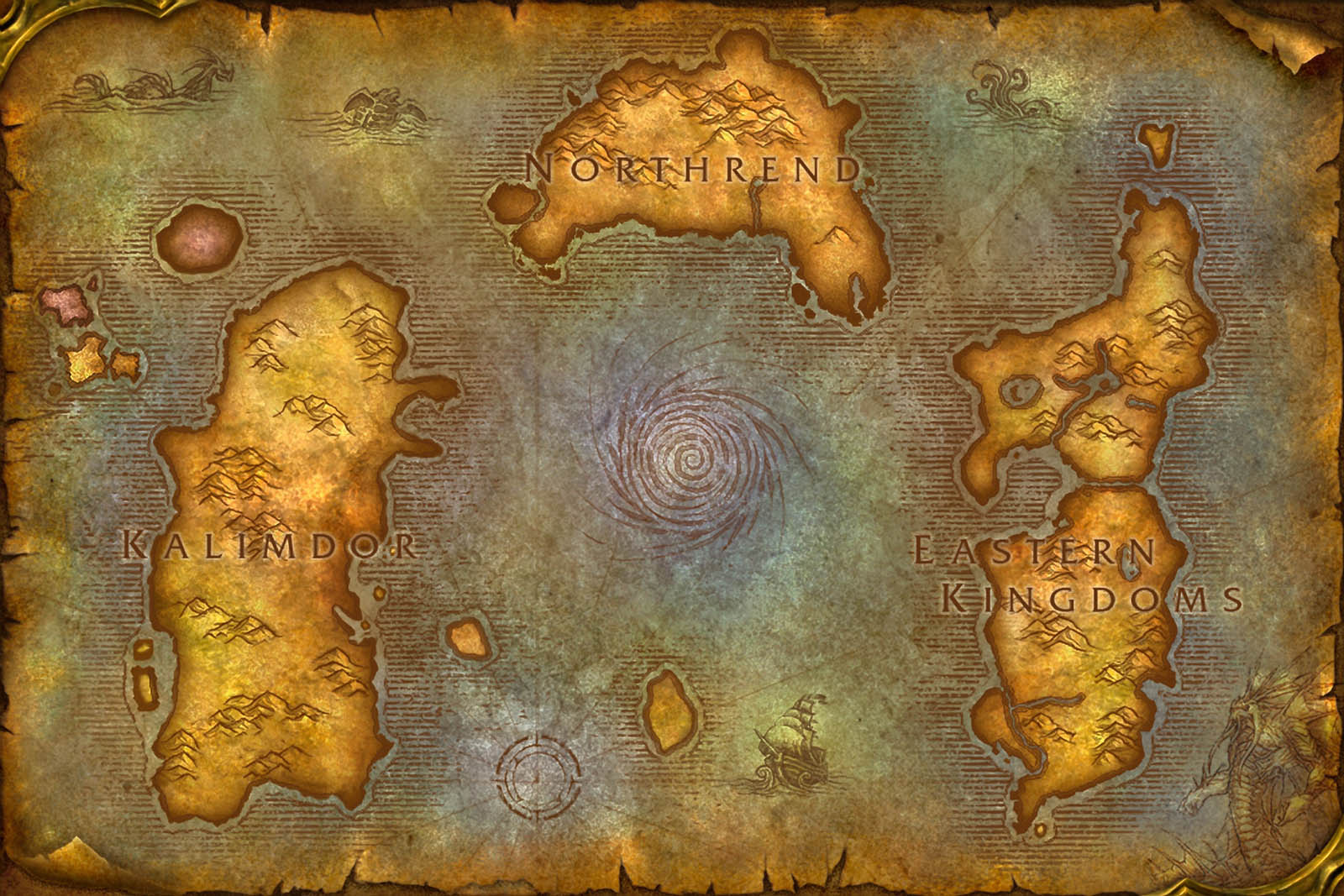 WorldMap World Wrath large Azeroth world WoWWiki FANDOM