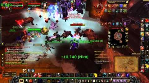 5.4.2 Alliance Vanguard Bleeding-Hollow Garrosh kill!