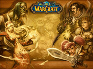 Wrath of the Lich King Eastern Kingdoms loading screen