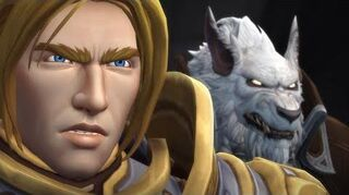 Spoiler Lordaeron Throne Room Confrontation – Alliance