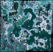 The Return to Northrend Map