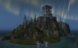 Bloodmoon Isle