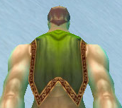 Willow Cape, Snow Background, Human Male