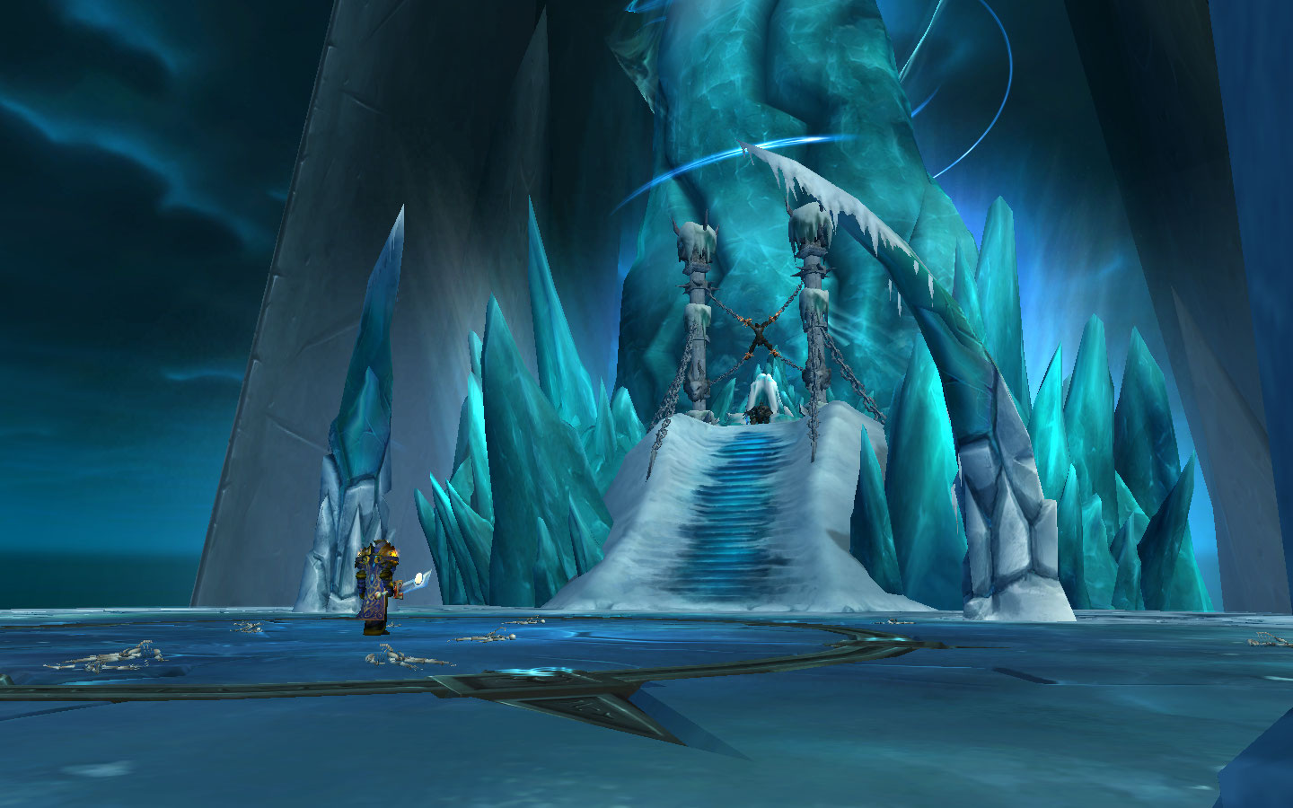 Knights Of The Frozen Throne Wallpaper: FANDOM Powered By Wikia