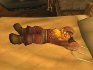 Sleeping dwarf
