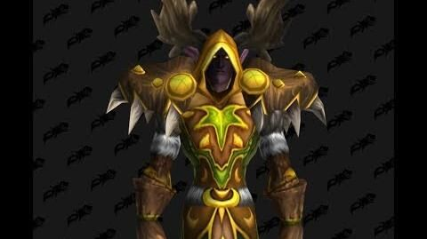 Stormrage Raiment - Druid T2 Tier 2 - World of Warcraft Classic Vanilla