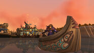Thousand Boat Bash micro-holiday
