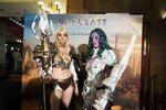 Warcraft movie premiere-France-human elf ClanHumans