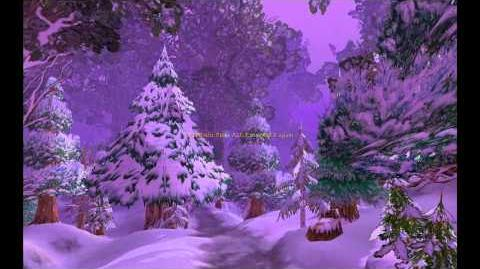 Winterspring HD - World of Warcraft Cataclysm