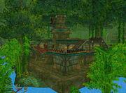 Altar of the Blood God