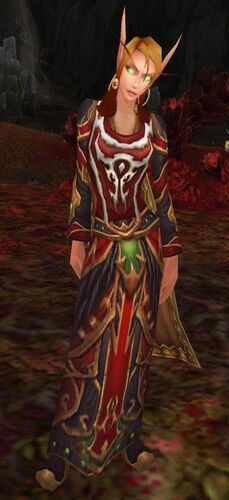 Bloodmage Laurith