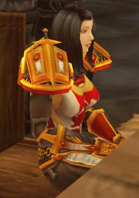 Scarlet Commander Marjhan