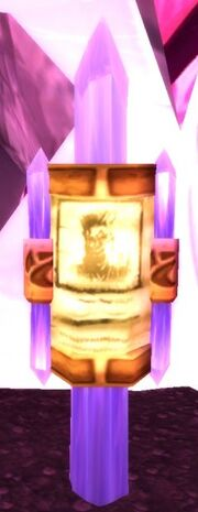 Draenei Wanted Poster