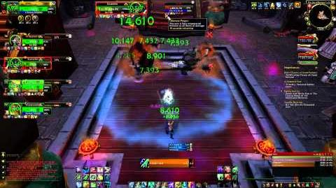 MoP Boss Fight Tutorial Heroic Lorewalker Stonestep TotJS 2 Strife and Peril (Healer PoV)