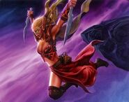 Silea Dawnwalker