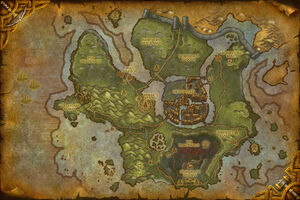 Wowwikicataclysm map comparison wowwiki fandom powered by wikia worldmap ruinsofgilneas gumiabroncs Images