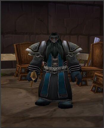 Shadowforge Chanter