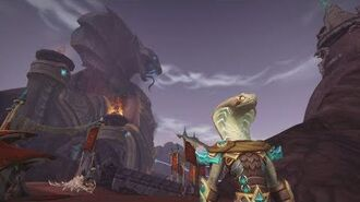 The Story of Temple of Sethraliss - Battle for Azeroth Alpha