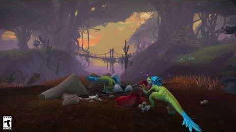 World of Warcraft Battle for Azeroth — Zuldazar