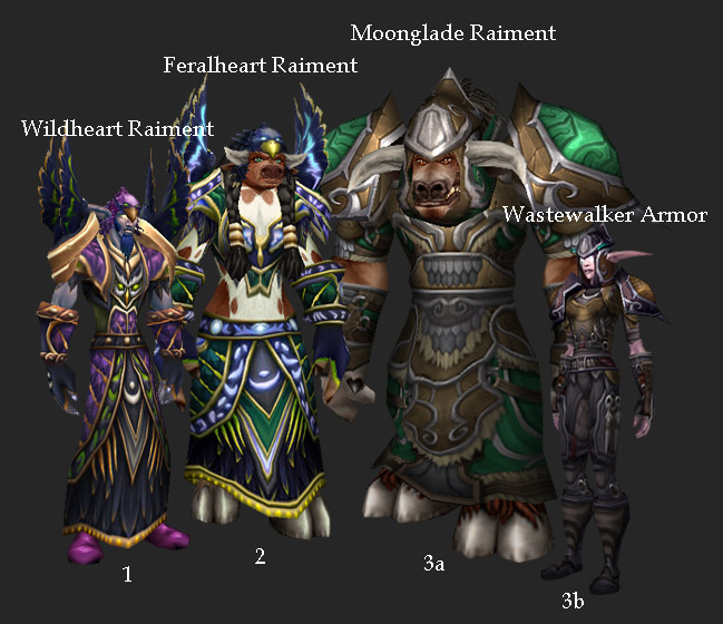 Druid sets | WoWWiki | FANDOM powered by Wikia