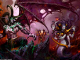 Illidan's forces