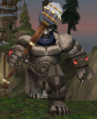 Iron Rune Destroyer