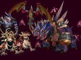 Chromatic dragonflight