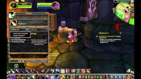 Reforging Thaumaturgy HD - World of Warcraft Cataclysm