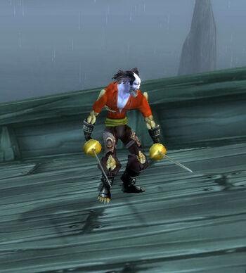 Forsaken Sailor