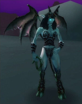 Nether Sorceress
