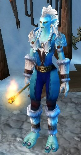Frostwolf Stable Master